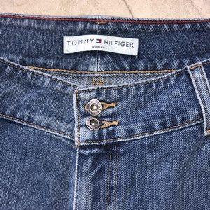 Vintage Tommy Hilfiger Denim Mom Shorts